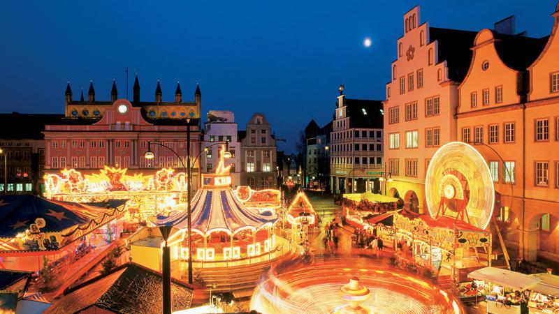 Rostock I Juletid 3 Dagar